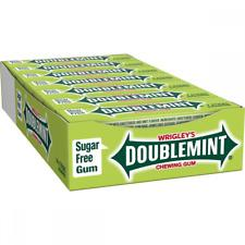 WRIGLEY DOUBLE MINT BOX