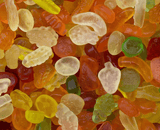 Sugar Free Fruit Salad Gummies