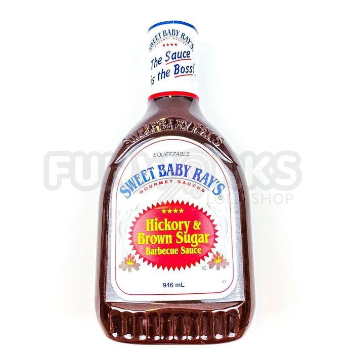 Sweet Baby Rays Hickory & Brown Sugar 924mL