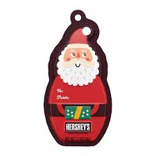 Hershey's Milk Chocolate Gift Tag