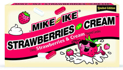 MIKE & IKE STRAWBERRIES 'N' CREAM