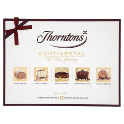 THORNTONS CONTINENTAL MILK