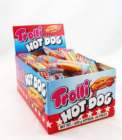 TROLLI HOT DOG BULK
