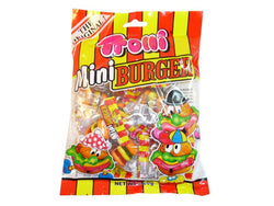 Trolli Mini Burgers Pack 90g