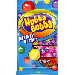 Hubba Bubba Pallet Variety 4 Pack