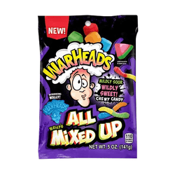 Warheads All Mixed Ups 141g