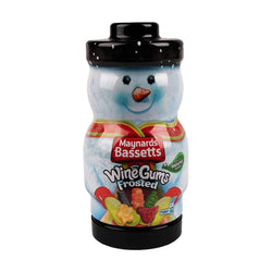 Frosted Wine Gums Collectable Jar 495g Bulk