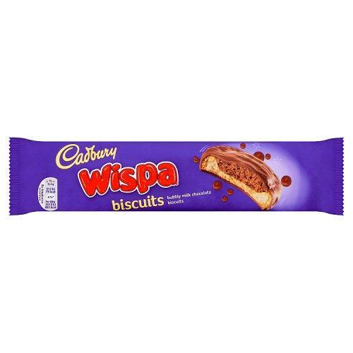 Wispa Biscuits Box