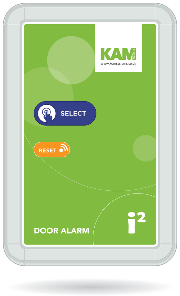 i2 Wireless Door Alarm - Nursecall Shop