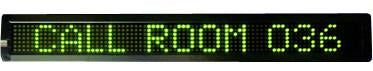 Wireless LED Display - Nursecall Shop