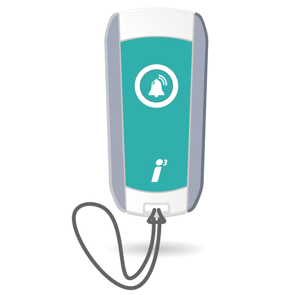 i3 Wireless Pendant - Coming Soon - Nursecall Shop