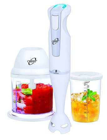 Orpat HHB-157E-EC 250-Watt Hand Blender with Chopper