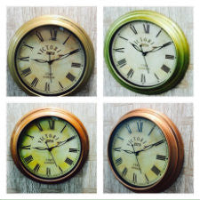 Victoria Wall Clocks