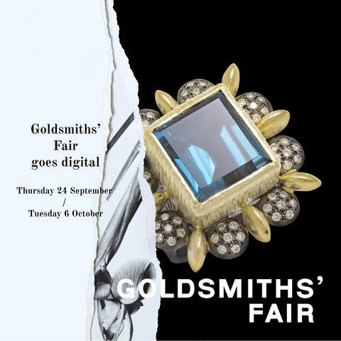 Goldsmiths' Fair 2020 - ONLINE
