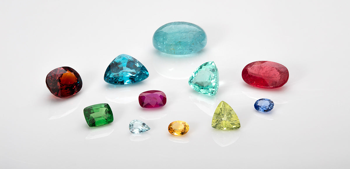 Julia's Gemstones