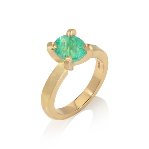 Paraiba Tourmaline Bobble Ring