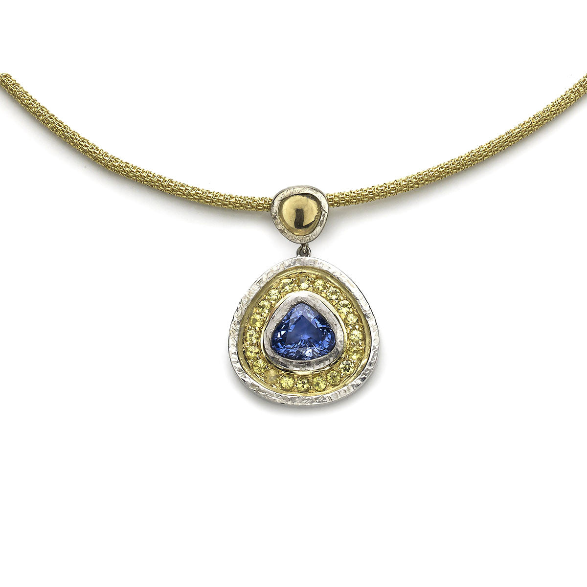 products yellow mountain blue pendant sapphire jewelers diamond gold p