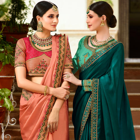 Vritika Wedding Sarees