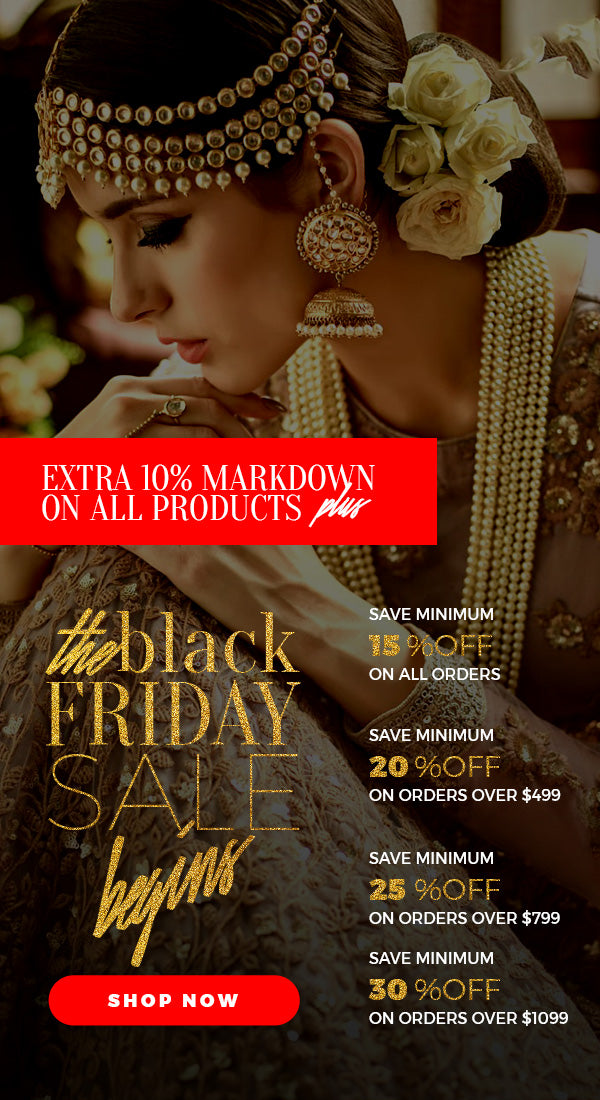 #TheBlackFridaySale Begins - indi.fashion