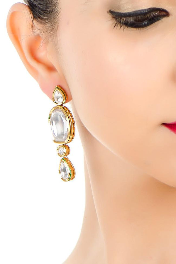 Indi Fashion Falak Danglers