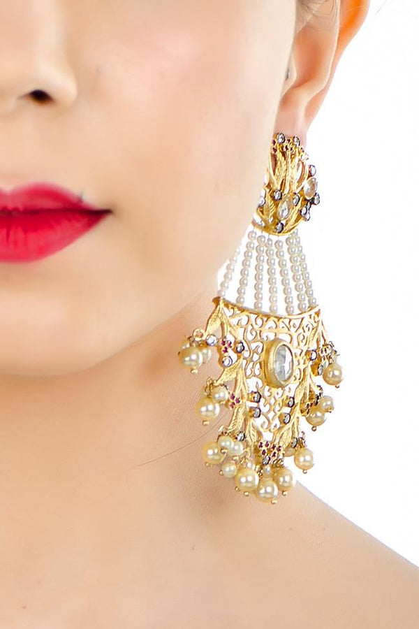 Indi Fashion Erina Earrings