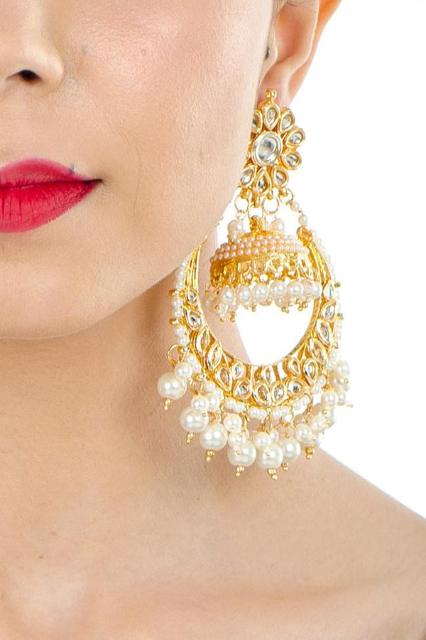 Indi Fashion Chanda Earrings