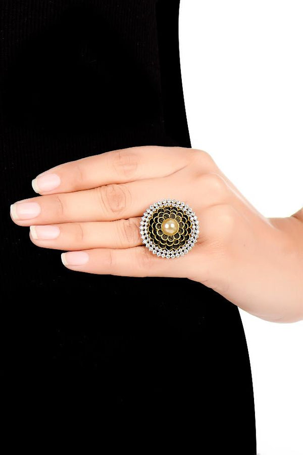 Indi Fashion Alisia Ring