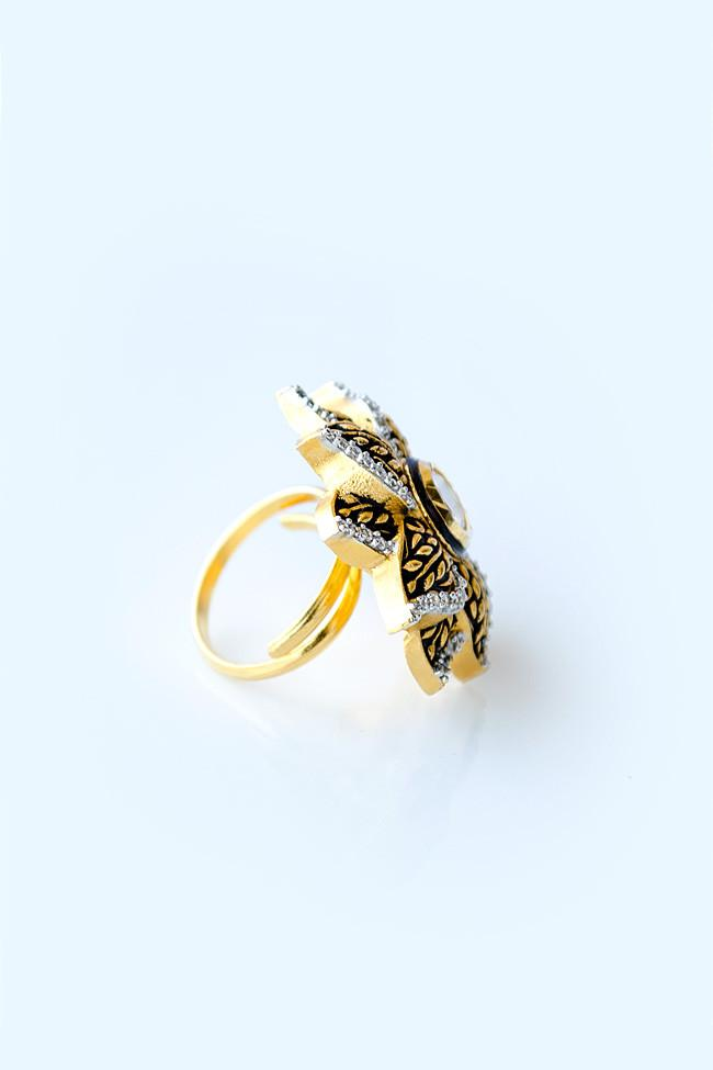 Indi Fashion Charlotte Ring