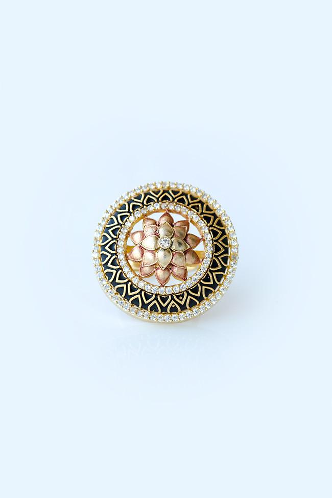 Indi Fashion Xenia Ring