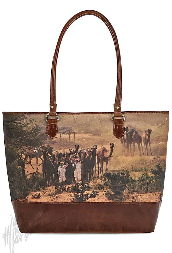 Indi Fashion Rajasthan Pushkar Mela Shoulder Bag