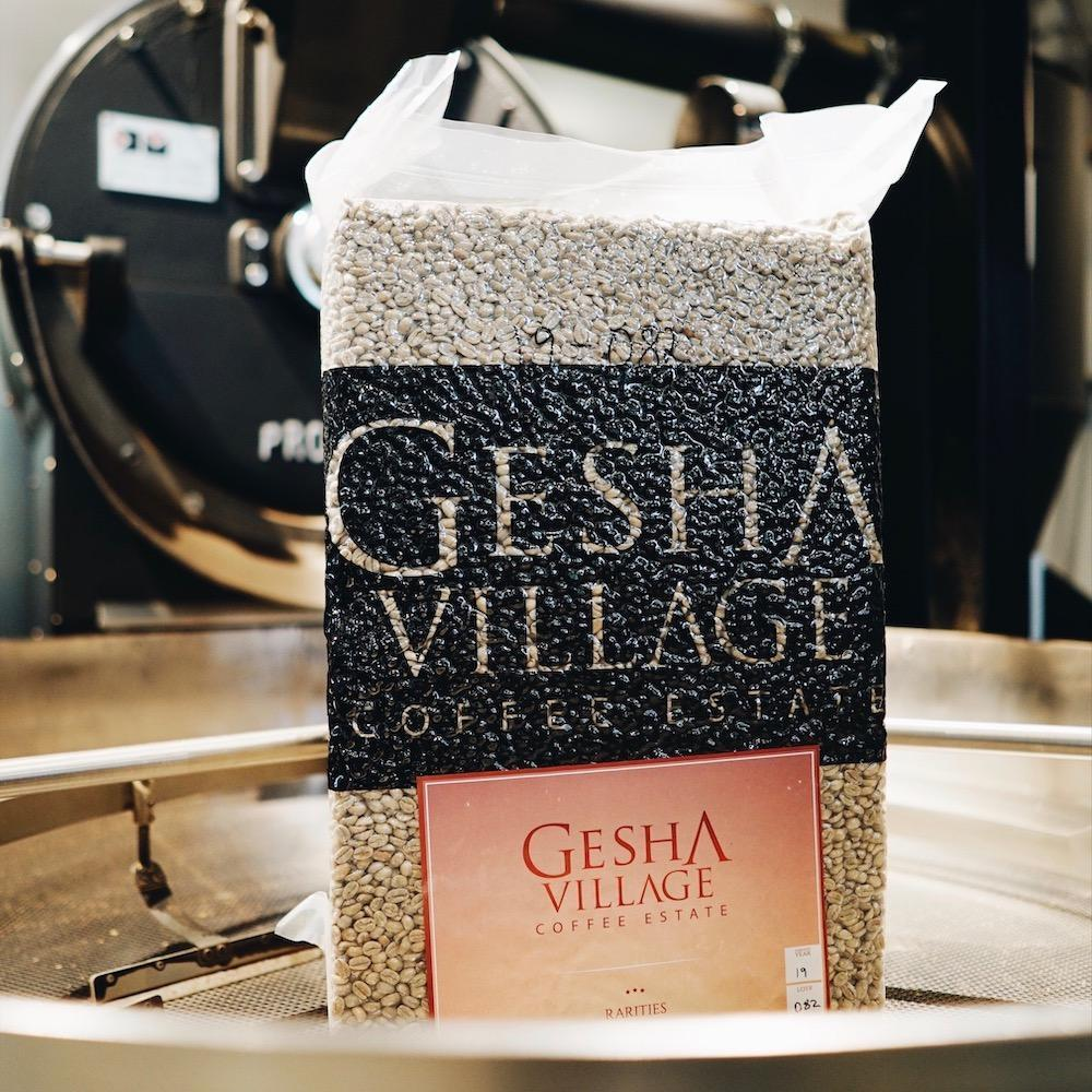 Bean Bros Special Release #4 - Gesha Village Lot 82 by Cupping Room | Bean Bros.