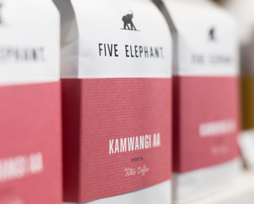 Five Elephant in August | Bean Bros.