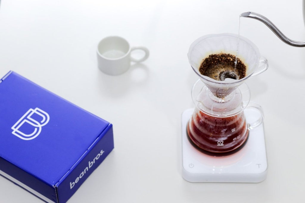 Hario V60 Brew Guide | Bean Bros.