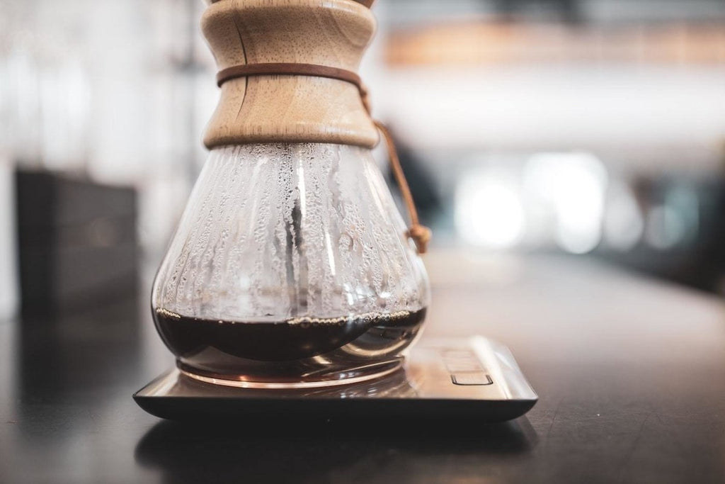 How to Brew Coffee in a Chemex | Bean Bros.