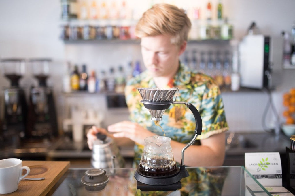I love good coffee and work as a barista in Copenhagen | Bean Bros.