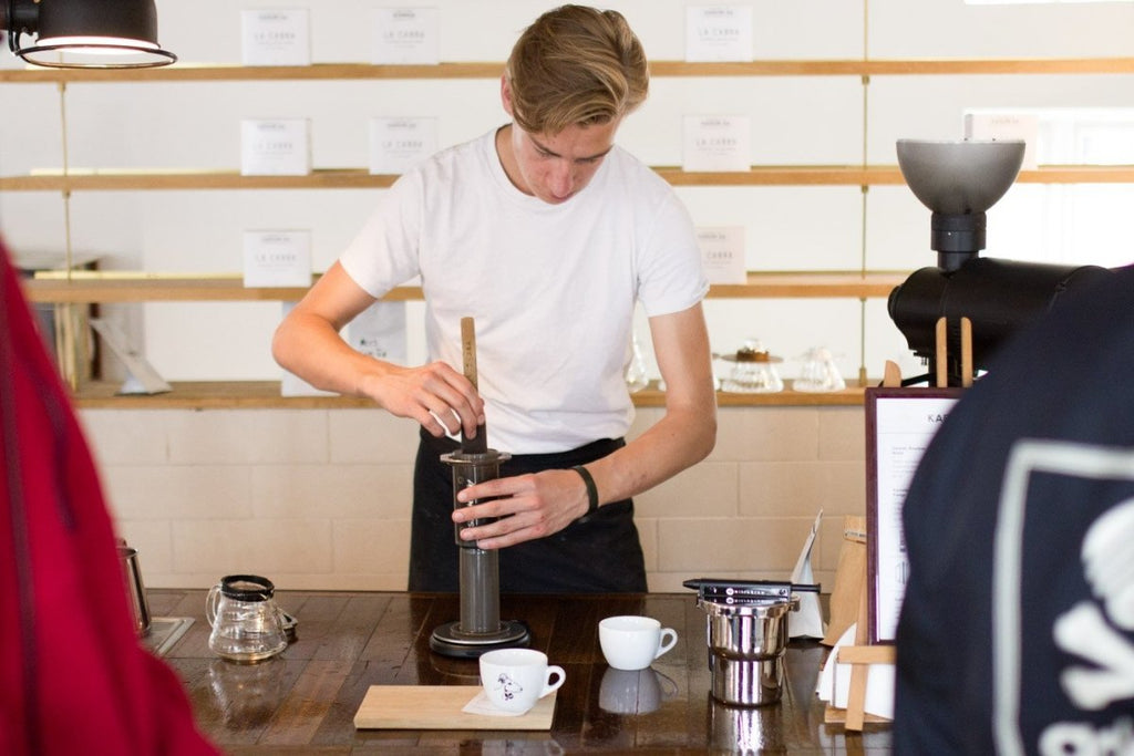Introducing you to Pour Over Coffee Brewing | Bean Bros.