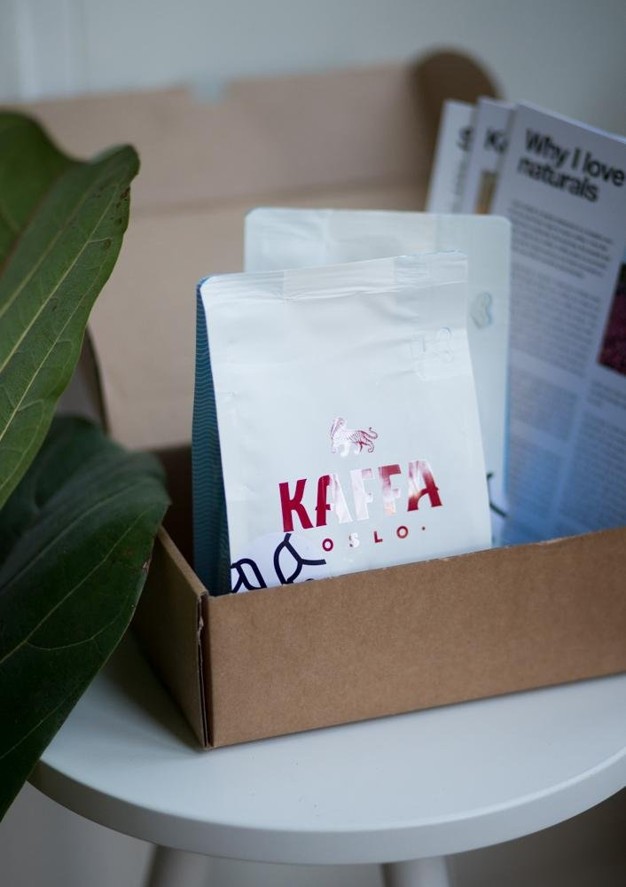 Kaffa from Oslo in our October boxes - Featuring La Palma & El Tucan | Bean Bros.