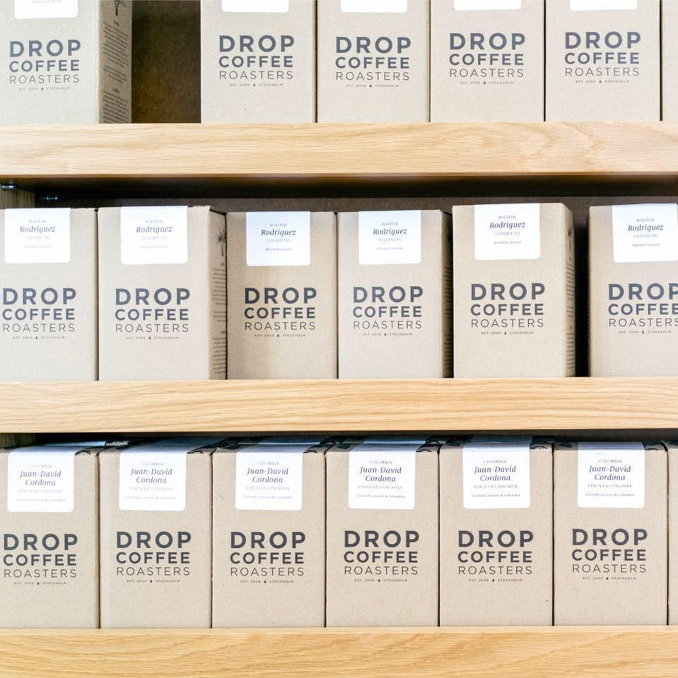 May roasters: Drop Coffee, Sweden | Bean Bros.