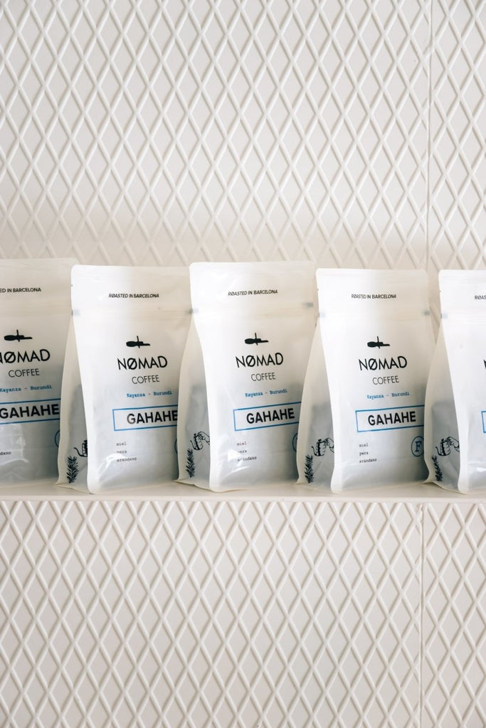 Nømad Coffee in March | Bean Bros.