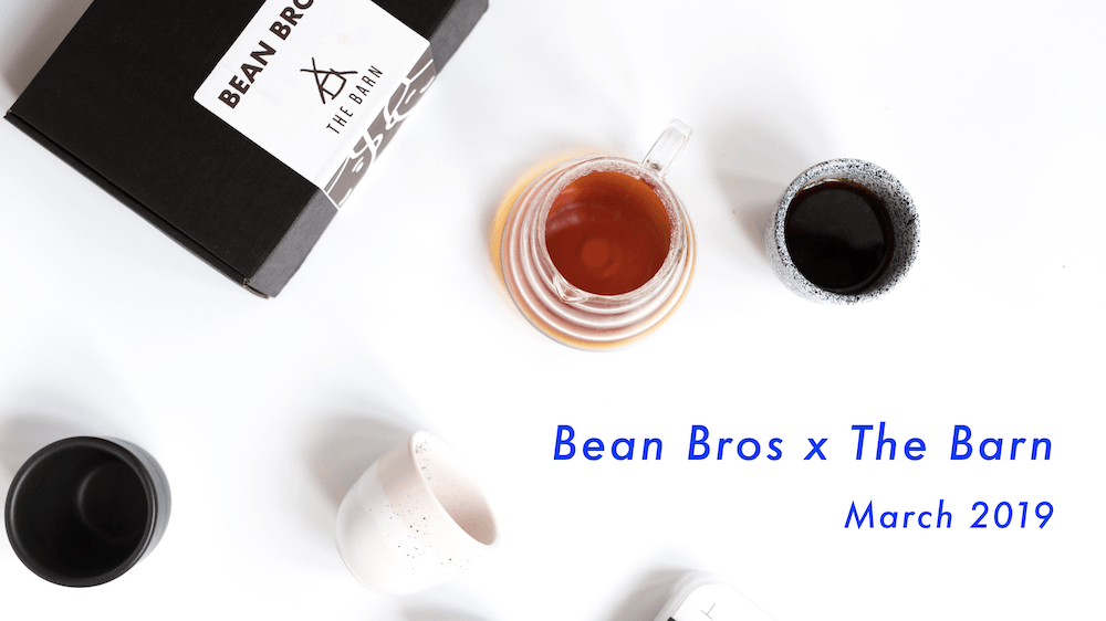 Revisiting The Barn from Berlin in March | Bean Bros.