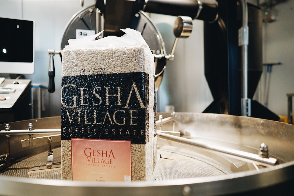 Gesha Village- Bean Bros