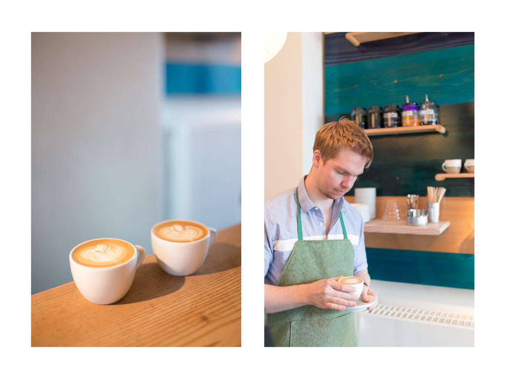 Jonas & Sebastian from Prolog Coffee Bar in Copenhagen - Beanbros.co