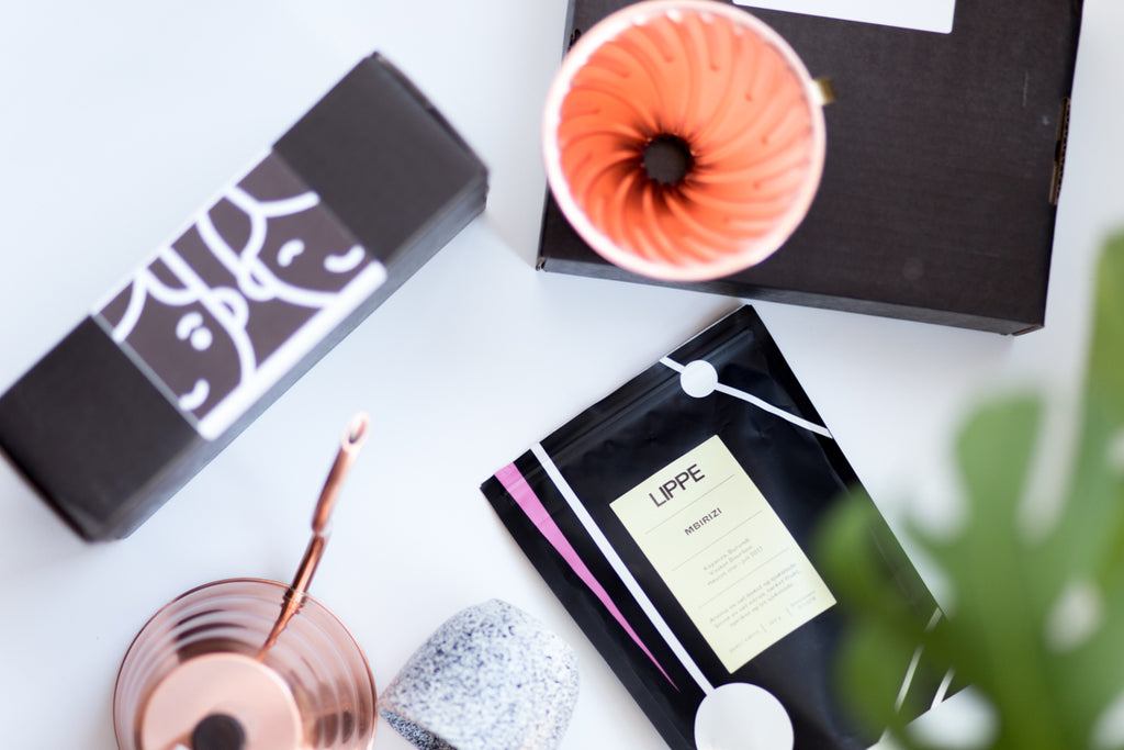 Lippe Kaffe in Bean Bros Subscription box!
