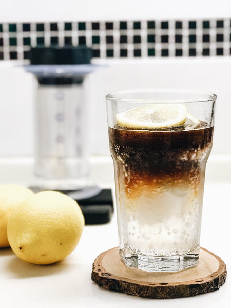 Prismo Iced Tonic Recipe: Bean Bros - specialty coffee