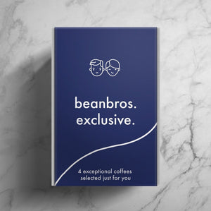 Bean Bros Exclusive Pack (4pcs) - Bean Bros.