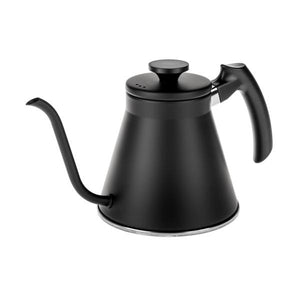 Hario Fit V60 Drip Kettle Black - 1,2l - Bean Bros.