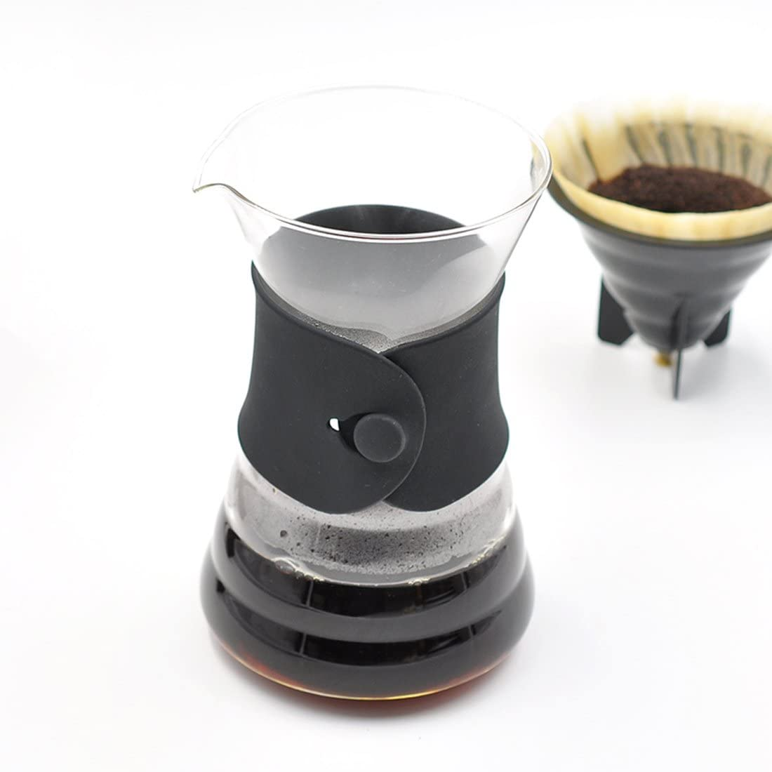 Hario V60 Drip Decanter Coffee Brewer - 700ml - Bean Bros.