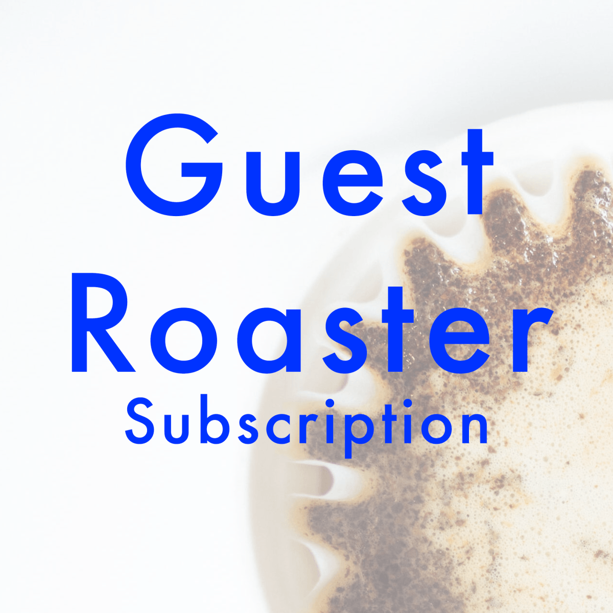 Specialty Coffee Subscription - Guest Roasters - Bean Bros.