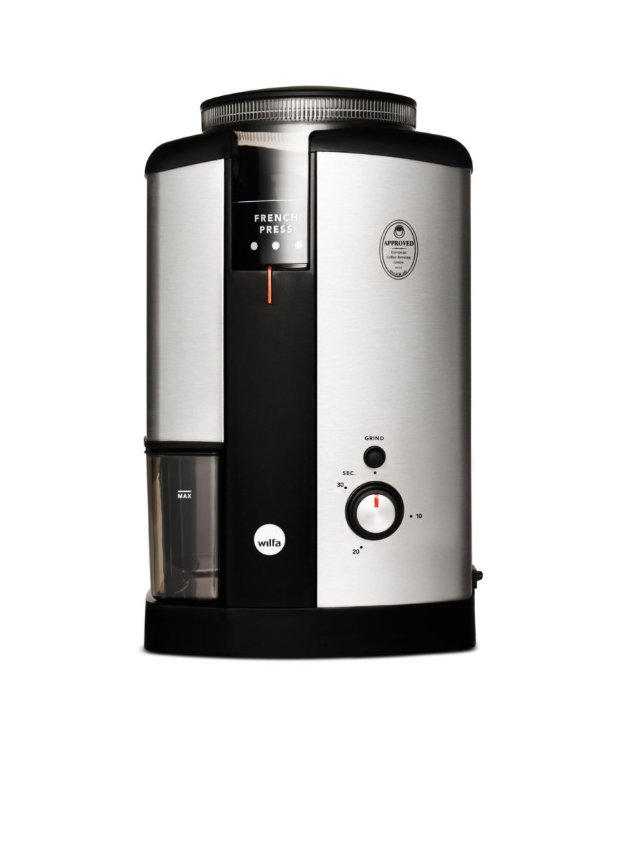 Wilfa Electric Coffee Grinder - Bean Bros.
