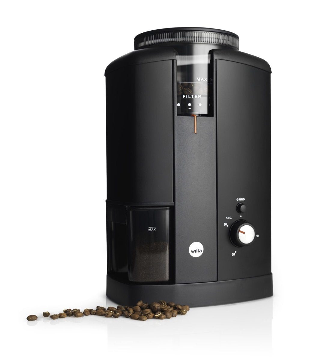 Wilfa Svart Aroma Electric Coffee Grinder - Bean Bros.